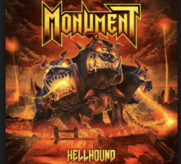 Review: Monument – Hellhound