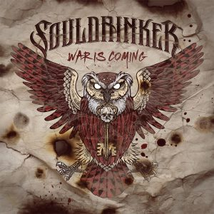 SOULDRINKER - War Is Coming - Artwork