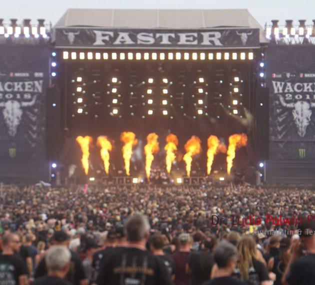 Fotostrecke W:O:A – Wacken 2018 Tag 4 (Samstag)