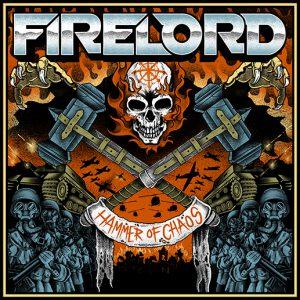 Firelord – Hammer of Chaos_Artwork