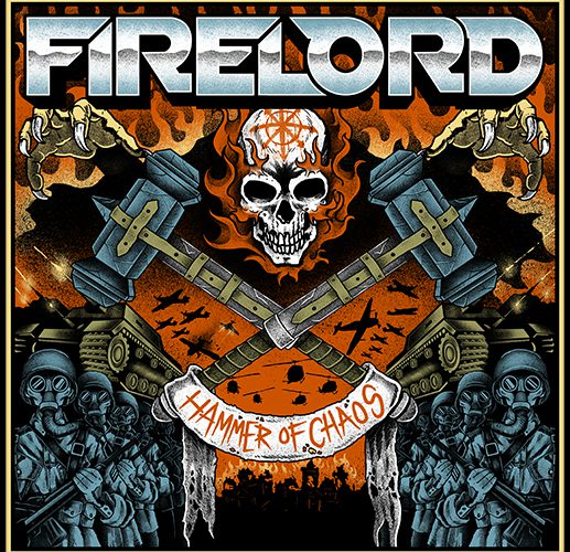 Review: Firelord – Hammer of Chaos