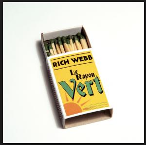Le Rayon Vert_Rich Webb_Cover