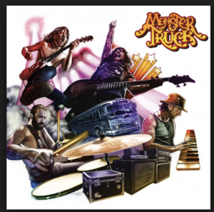 Monster Truck - True Rockers_Artwork