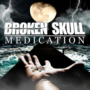 Broken Skull - Medication - Artwork