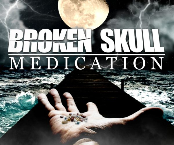 Review: BROKEN SKULL – MEDICATION