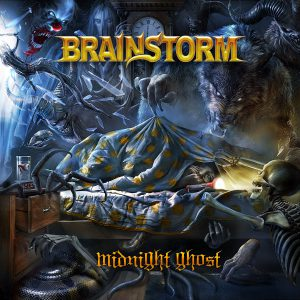 BRAINSTORM – MIDNIGHT GHOST