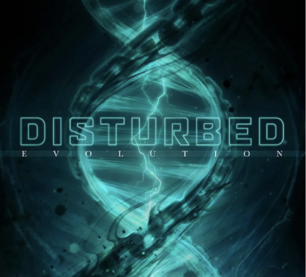 Review:  DISTURBED – EVOLUTION