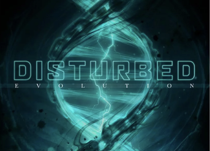 Review:  DISTURBED – EVOLUTION