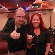 Interview: METALOGY im Gespräch mit JENS JOHANSSON von STRATOVARIUS, Teil 1
