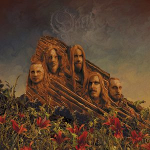 Opeth - Garden Of The Titans (Opeth Live at Red Rocks Amphitheatre) - Artwork