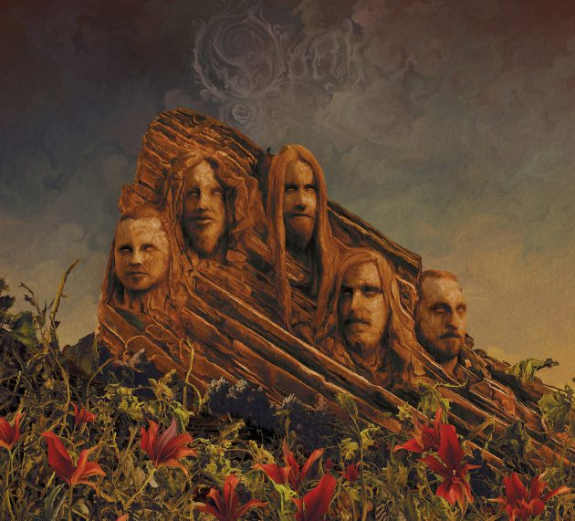 Opeth  – Garden Of The Titans (Opeth  Live at Red Rocks  Amphitheatre)