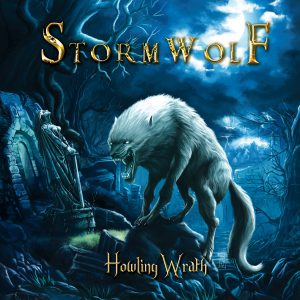 Stormwolf - Howling Wrath - Artwork