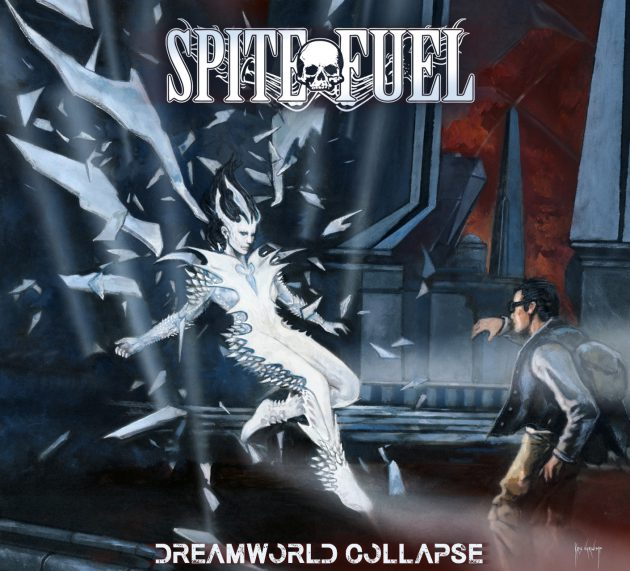 SpiteFuel – DREAMWORLD COLLAPSE