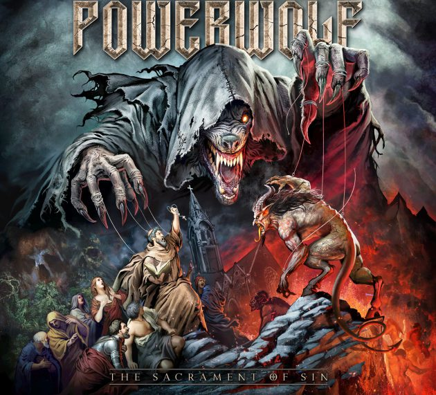 Review: Powerwolf – The Sacrament Of Sin
