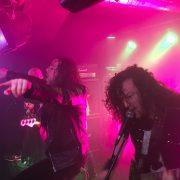 Nachbericht: Skull Fist und Striker in der Escape Metal Corner Wien