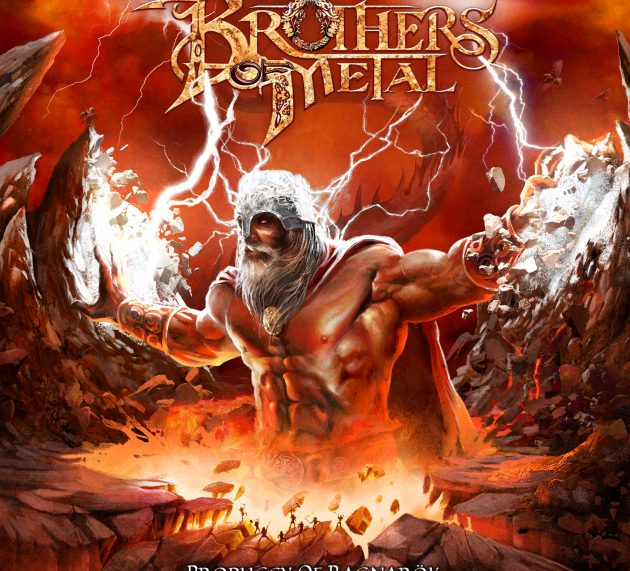 Review: BROTHERS OF METAL – PROPHECY OF RAGNAROEK