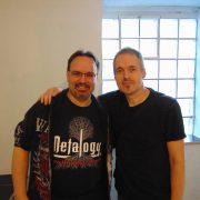 Exklusiv Interview – Metalogy im Gespräch mit THRESHOLD-Gitarrist und Mitbegründer KARL GROOM – Teil 1