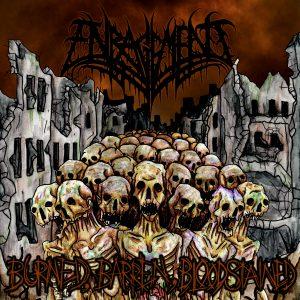 Enragement-Burned_Barren_Bloodstained_album_cover_artwork