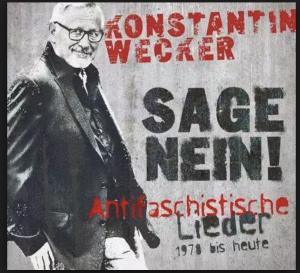 Konstantin Wecker - Sage Nein!_Artwork