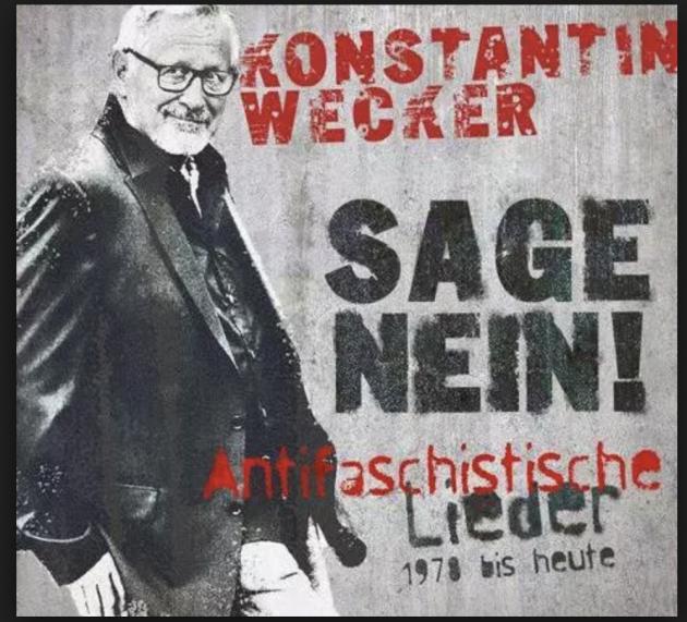 Konstantin Wecker – Sage Nein!