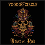 Metal-Review: VOODOO CIRCLE – RAISED ON ROCK
