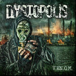 DYSTOPOLIS – V.EN.O.M_Cover