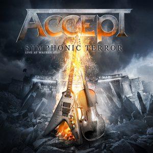 Accept - Symphonic Terror - Live at Wacken 2017 - Artwork