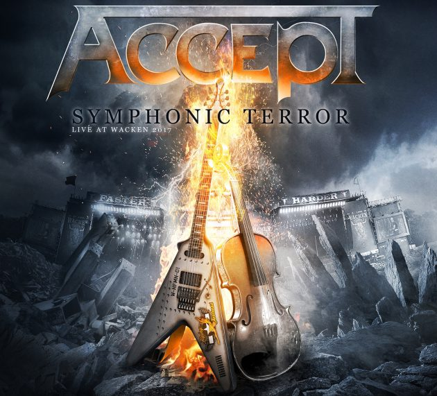 "ACCEPT  – Am 23. NOVEMBER 2018 ""Symphonic Terror – Live at Wacken 2017""! via Nuclear Blast veröffentlicht"