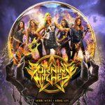 """BURNING WITCHES  - Am 9. 11. 2018 """"Hexenhammer"""" veröffentlicht und am 18.1.2019 erscheint """"Burning Witches + Burning Alive"""""""