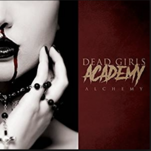 DEAD GIRLS ACADEMY – ALCHEMY_cover