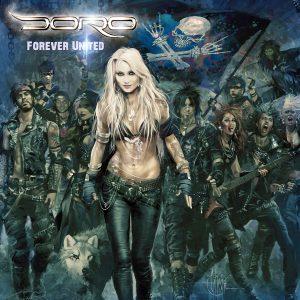 Doro - Forever United - Artwork