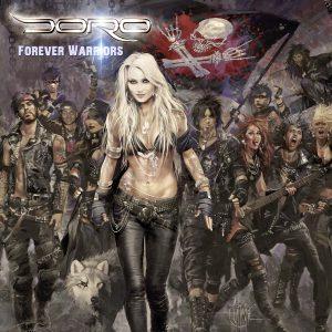 Doro - Forever Warriors - Artwork
