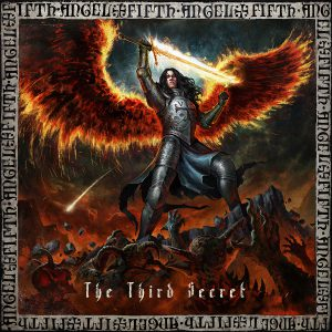 Fifth Angel - The Third Secret - Artwork