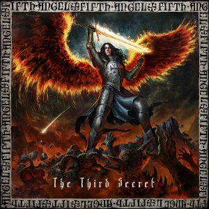 Fifth Angel - The Third Secret - Artwork