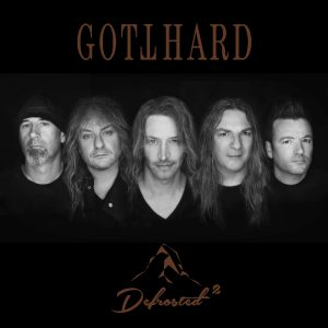 Gotthard - Defrosted 2 - Artwork