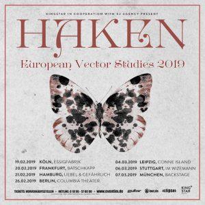 Haken Tour