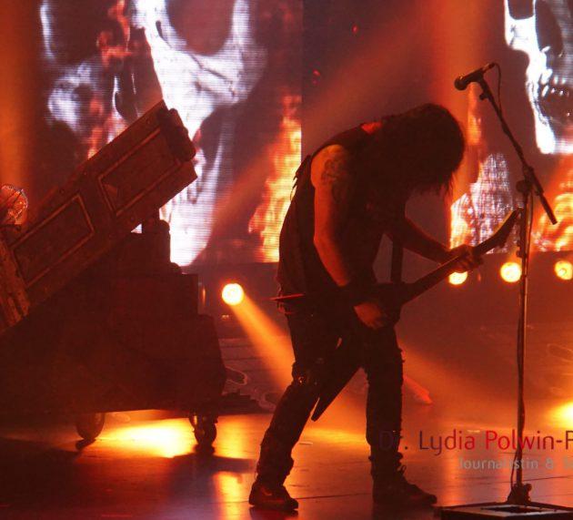 Nachbericht: Kreator, Dimmu Borgir, Hatebreed, Bloodbath – Jahrhunderthalle Frankfurt, 02.12.2018