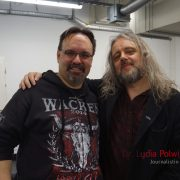 NIGHTWISH – Interview mit TROY DONOCKLEY Teil 2