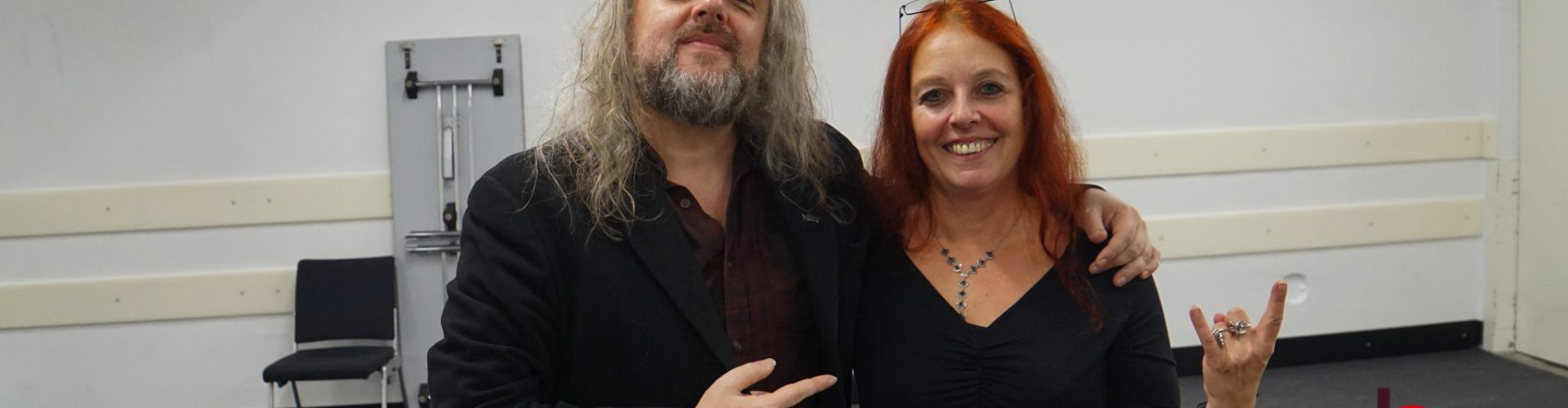 NIGHTWISH – Interview mit TROY DONOCKLEY Teil 1
