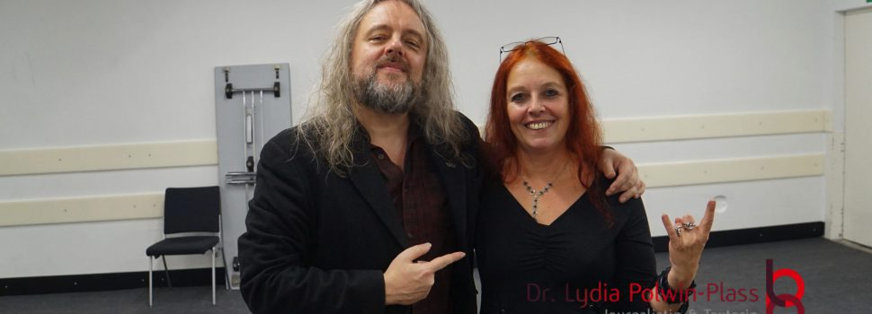 NIGHTWISH – Interview mit TROY DONOCKLEY Teil 1