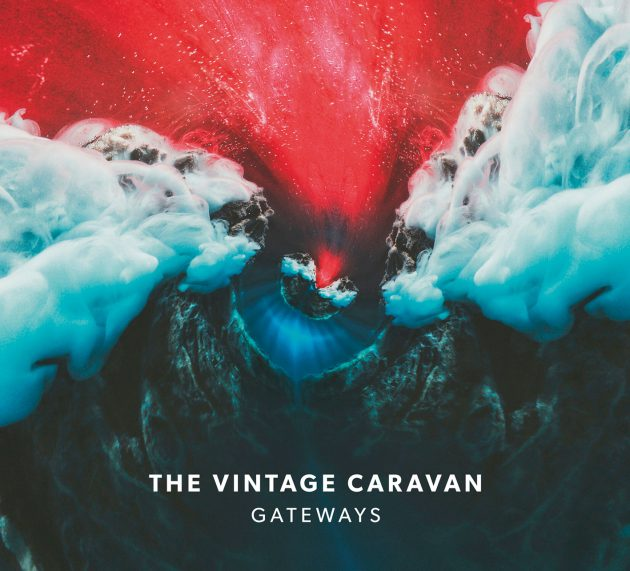 "Am 31. 8. 2018 neues Album ""Gateways"" von THE VINTAGE CARAVAN erschienen"