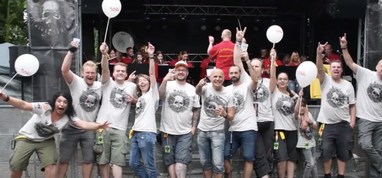 Rage against Racism – Open Air Festival