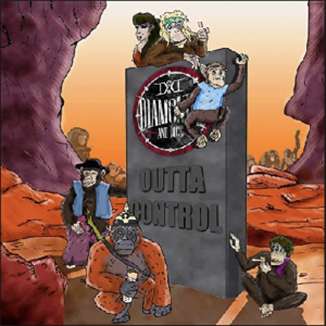 DIAMONDS & DICE – OUTTA CONTROL_Artwork