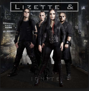 LIZETTE & – IGNITE_Cover