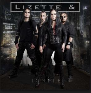 LIZETTE & – IGNITE_Cover