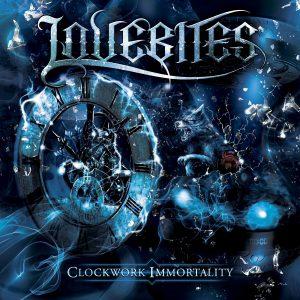 Lovebites - Clockwork Immortality - Artwork