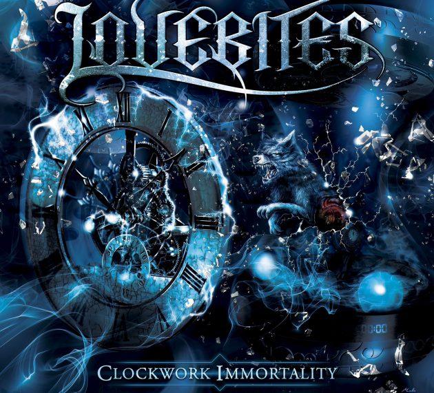 LOVEBITES  – Clockwork Immortality