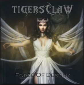 Tigersclaw – Force Of Destiny_Cover