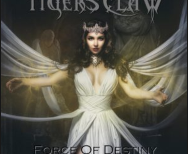 Tigersclaw – Force Of Destiny (2019) erschienen bei 7hard