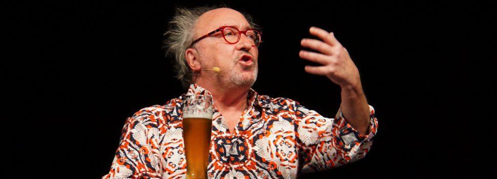 Nachbericht + FOTOSTRECKE- TILT 2018 – URBAN PRIOL in der Jahrhunderthalle Frankfurt